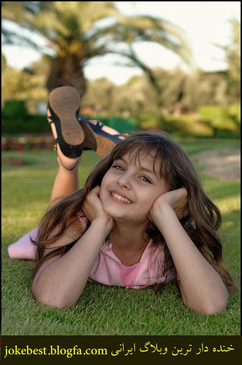 خوشگلترین دختر دنیا